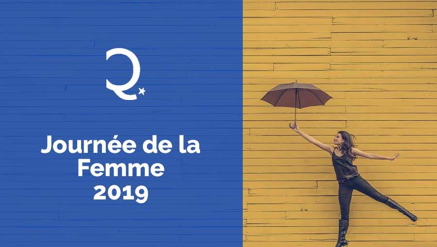 Journée de la femme 2019