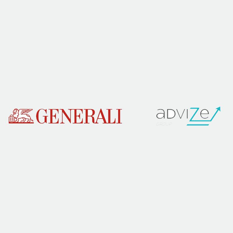 Generali accélère la digitalisation de ses services avec la fintech Advize