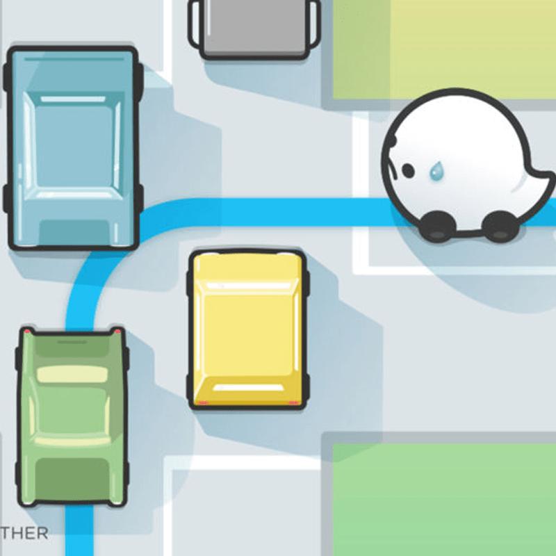Waze et carrefour s'associent pour personnaliser l'expérience client