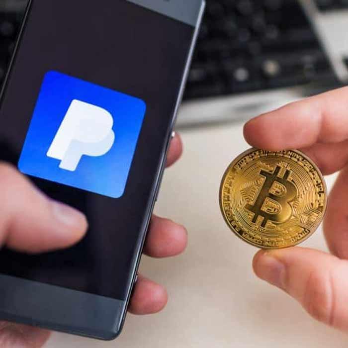 Paypal est la première plate-forme de paiement généraliste à opérer des échanges en crypto-monnaies
