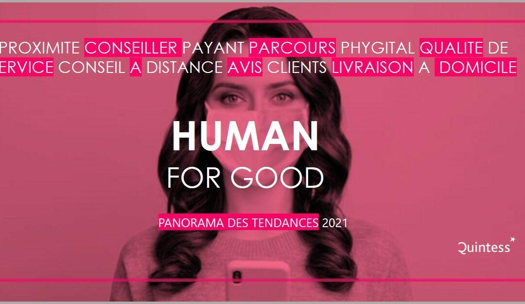 Human for good